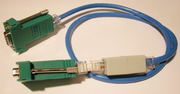 the in network admin s cable null modem cable photo